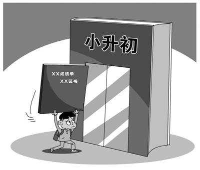 邢台小升初乱象4535 作者: 来源: 发布时间:2030-12-29 15:21