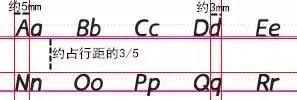 衡水体26个英文字母的写法8090 作者: 来源: 发布时间:2020-1-12 08:41