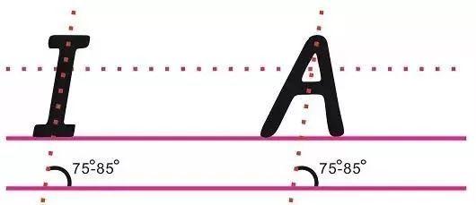 衡水体26个英文字母的写法8676 作者: 来源: 发布时间:2020-1-12 08:41
