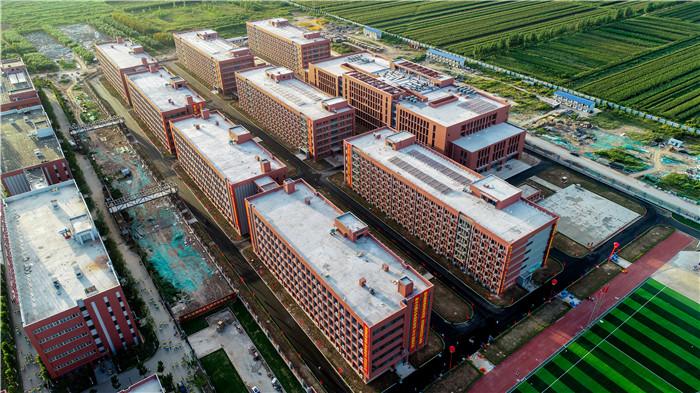 衡水志臻滨湖校区校园环境3020 作者: 来源: 发布时间:2020-4-7 17:04