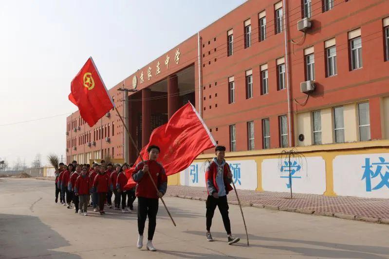 大陆村中学获评邢台市5A级学校1155 作者: 来源: 发布时间:2020-4-7 17:35