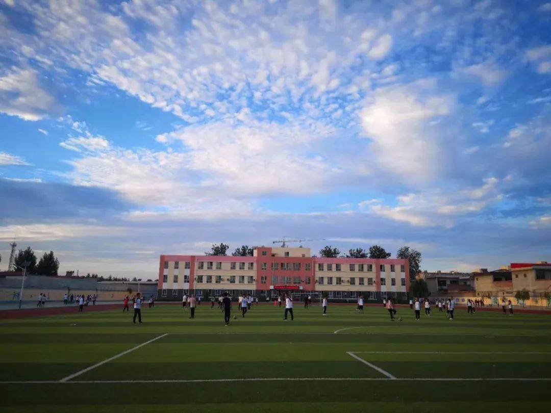 大陆村中学获评邢台市5A级学校2250 作者: 来源: 发布时间:2020-4-7 17:35