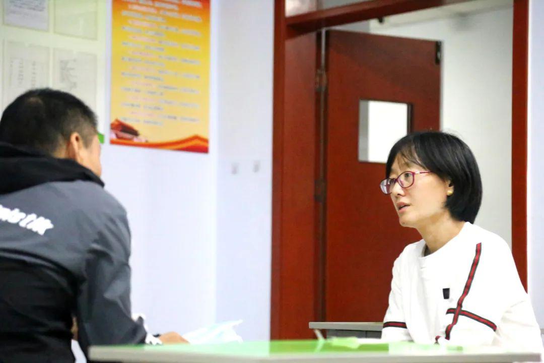 衡水桃城中学九年级教师崔红艳访谈录9060 作者: 来源: 发布时间:2020-5-21 09:16